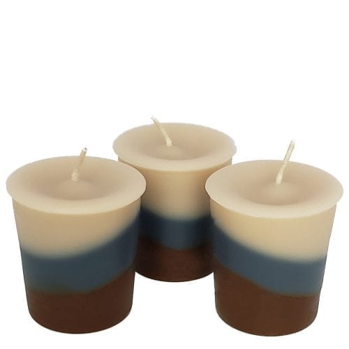 rain forest votive candle