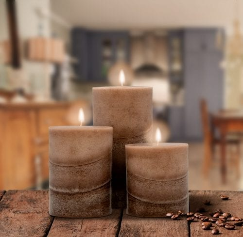 espresso coffee scented candles