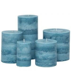 sweet dreams pillar candles